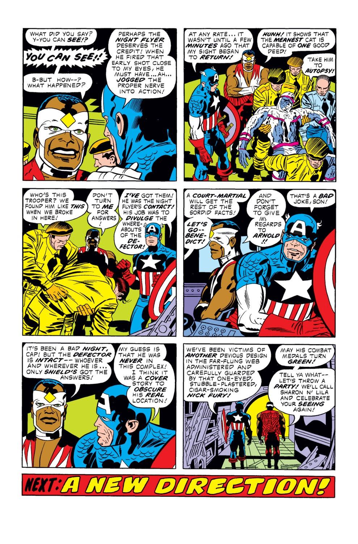 Captain America (1968) Issue #214 #128 - English 17