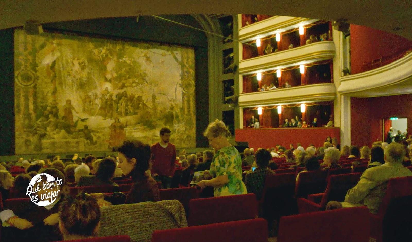 Volksoper Viena
