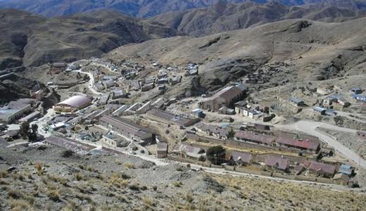 Colquiri, La Paz