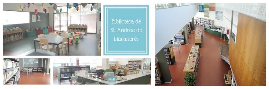 Biblioteca de St. Andreu de Llavaneres