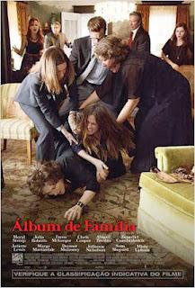 """Poster do filme """"Álbum de Família"""""""