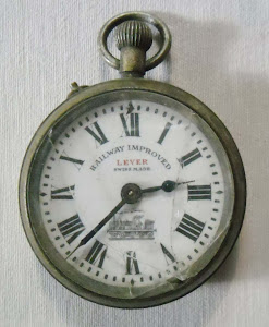 POCKET WATCH (RAILWAY IMPROVED LEVER)