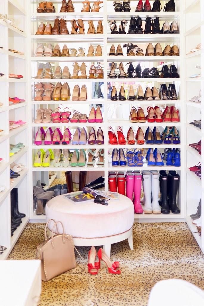 Blog da pripri o closet home office de rachel parcell for Rachel parcell closet