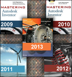 Mastering Autodesk Inventor Series Books