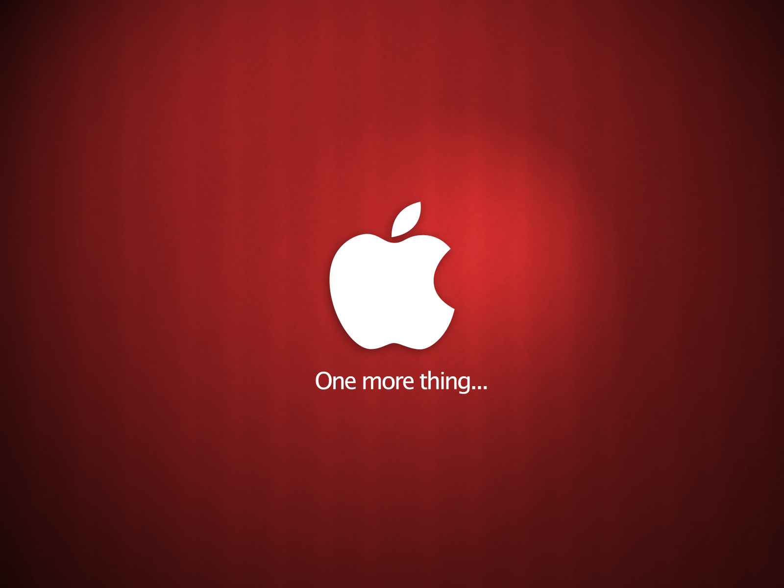 Apple High Resolution