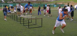 la fuerza en los entrenamientos de fútbol