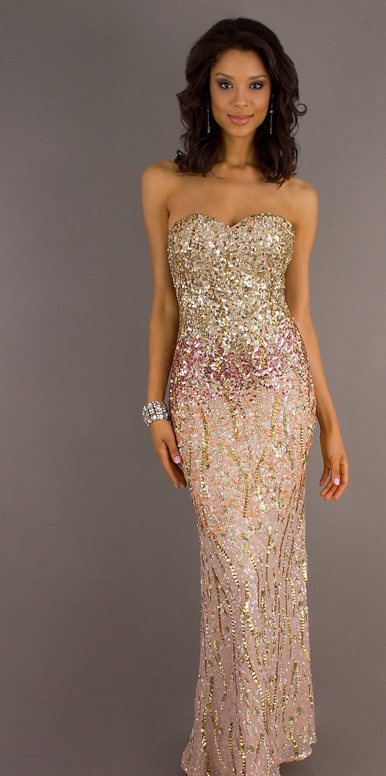 CUTE HAIRCUTS FOR MEDIUM HAIRS: GOLD PROM DRESSES: YOU CAN ROCK WITH ...