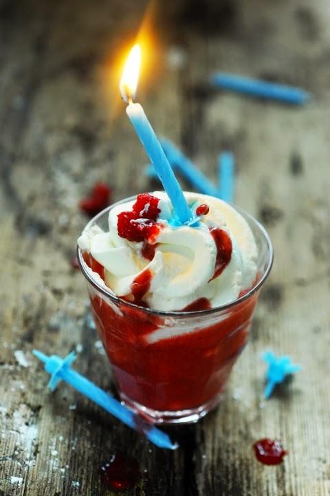 J'aime pas les anniversaires ! Enfin surtout les miens… Et Dexter's Cappuccino !