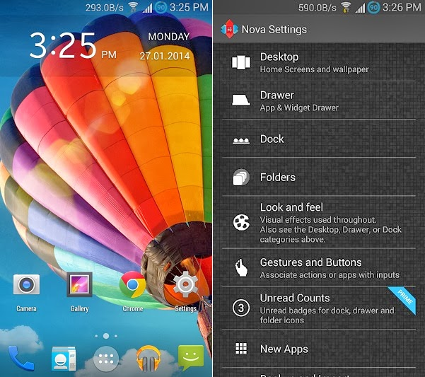 Description: 5 Launcher Android Terbaik di Google Play