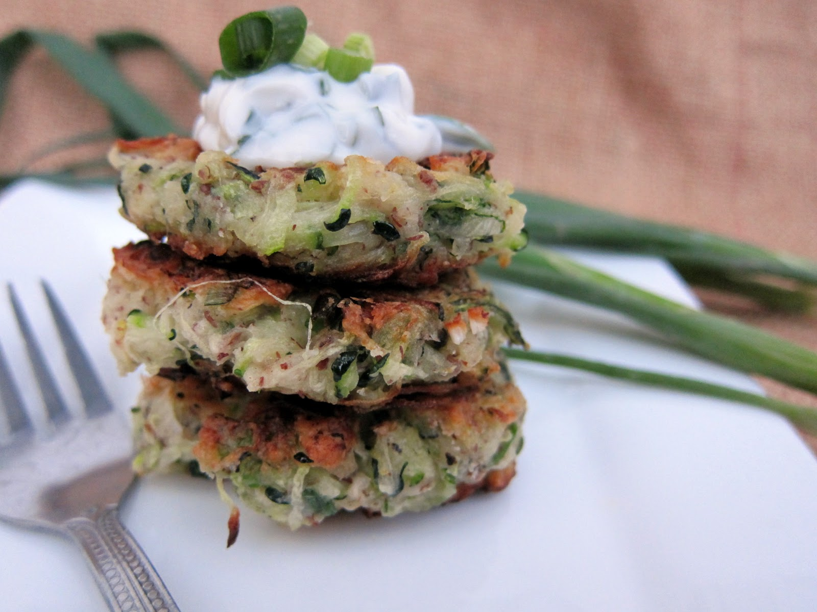 variegated spiced latkes pass the appetizers variegated spiced latkes ...