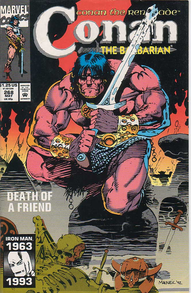 Conan the Barbarian (1970) Issue #268 #280 - English 1
