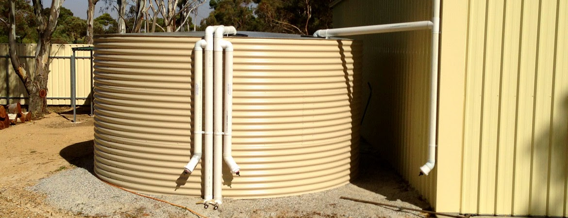 Rainwater Tanks in Adelaide