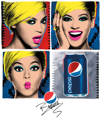 Beyonce Pepsi Ad