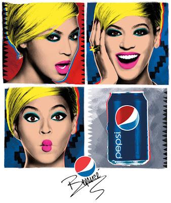 Beyonce Pepsi Ad