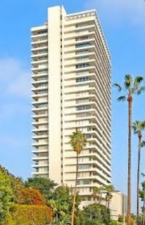 Sierra Towers condominium, West Hollywood