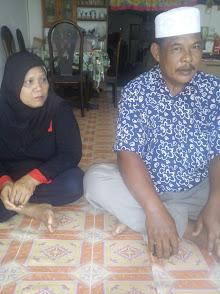 ibu dan ayah saya