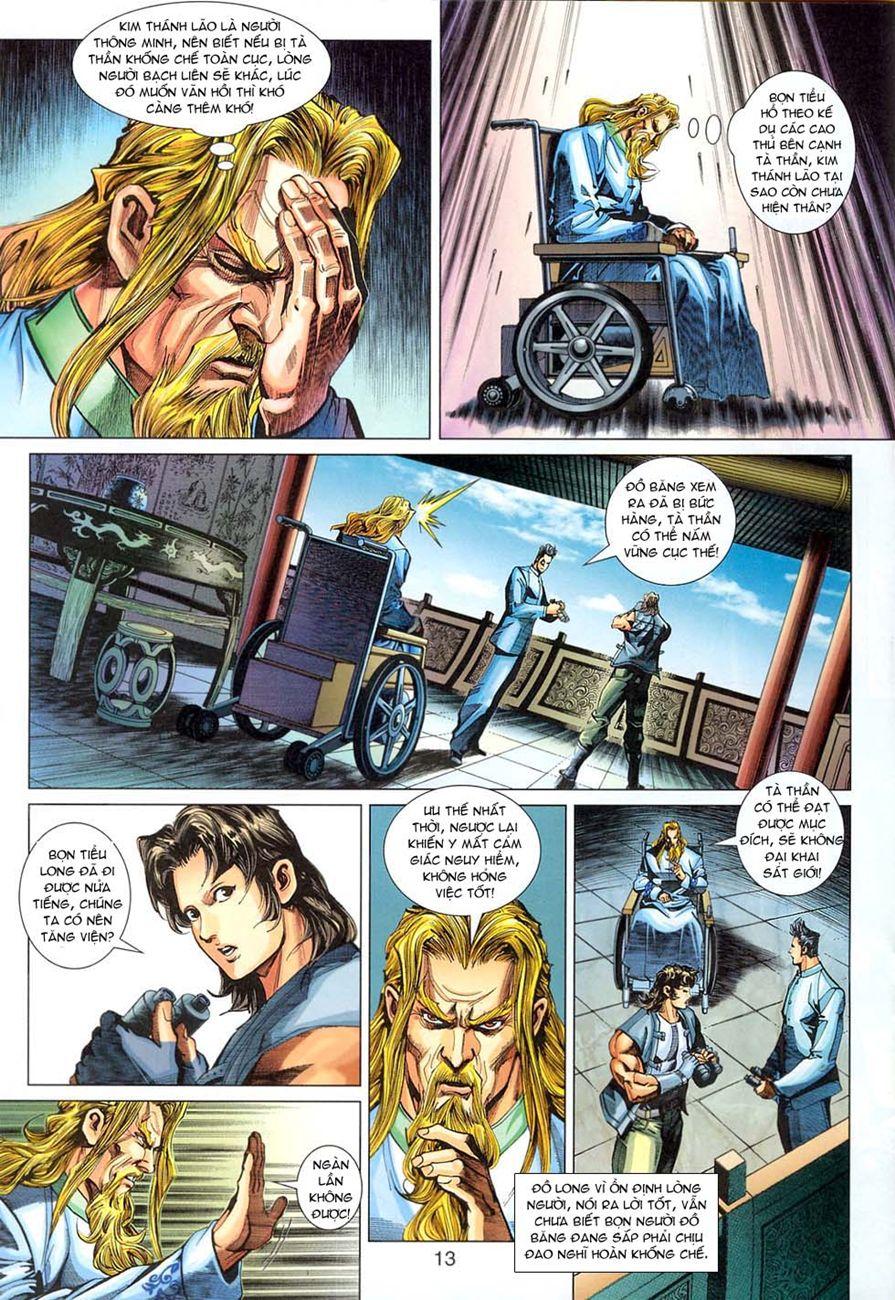 Tân Tác Long Hổ Môn chap 294 - Trang 13