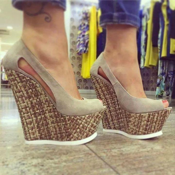 Two High Heels Designs.