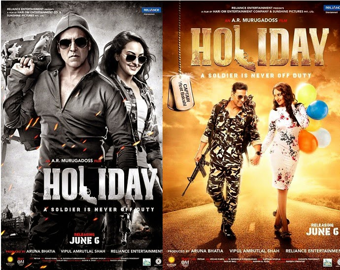 holiday 2014 movie song download