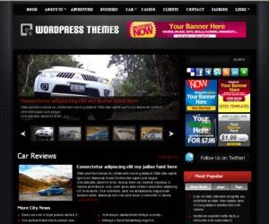 Digiera WordPress Theme