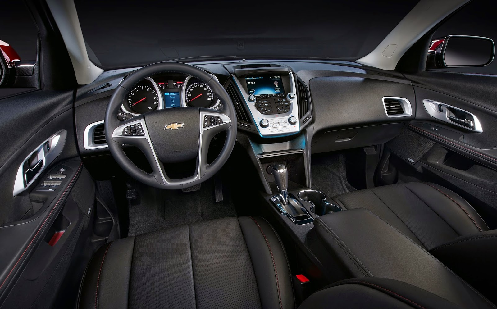 chevrolet apresenta equinox 2016 reestilizado. Black Bedroom Furniture Sets. Home Design Ideas