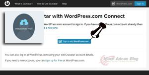Cara Merubah Gravatar Pada Blog Wordpress