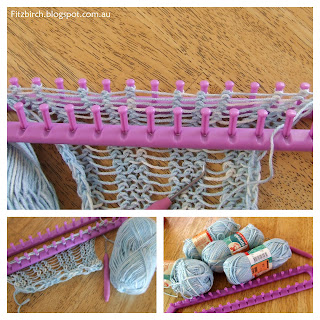 Knit Quick Long Loom Patterns : QUICK LOOM KNITTING PROJECTS Free Knitting Projects