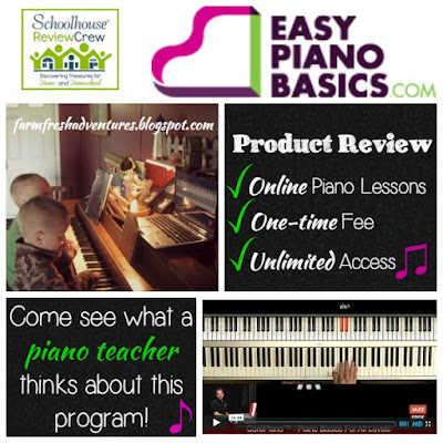 Easy Piano Basics Product Review