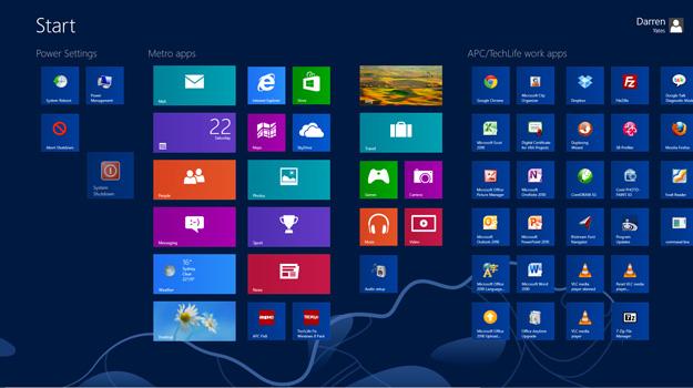 Fakta Seputar Microsoft Windows 8