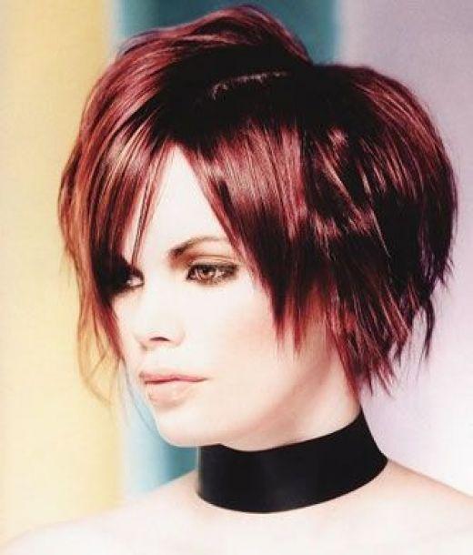 Medium Short Layered Hairstyles for Women