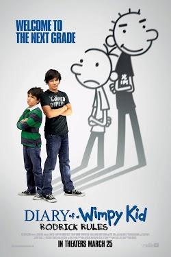 Nhật Ký Cậu Bé Nhút Nhát 2: Luật Của Rodrick - Diary Of A Wimpy Kid: Rodrick Rules (2011) Poster