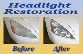 Restoring the quality of your car