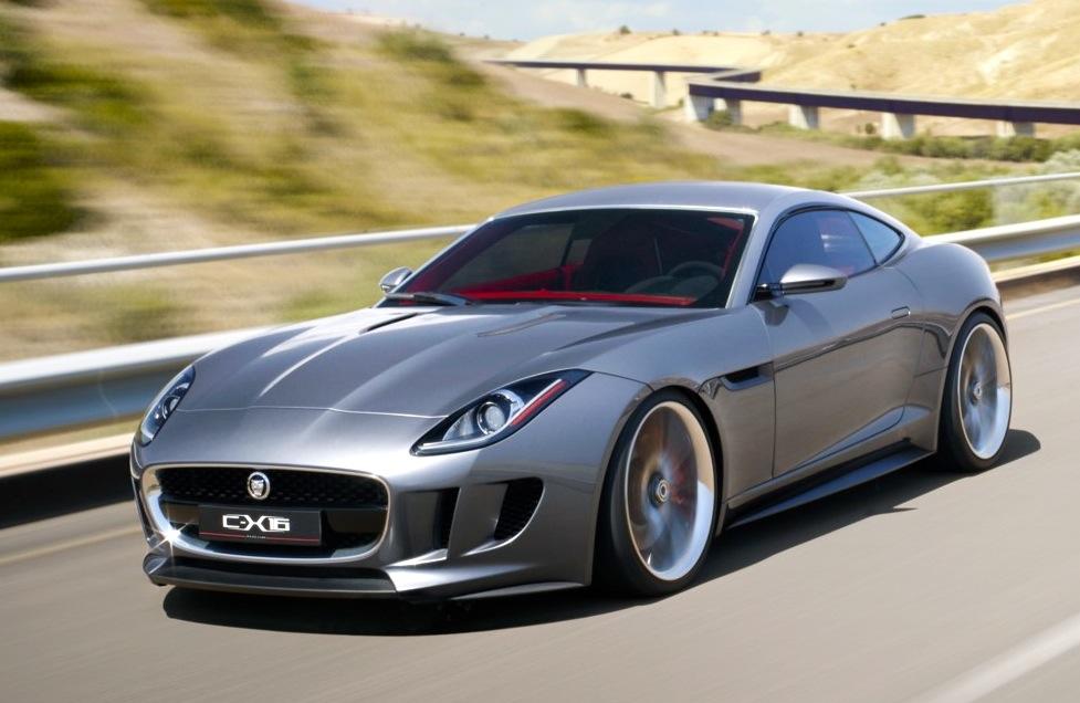 Car Jaguar CX16