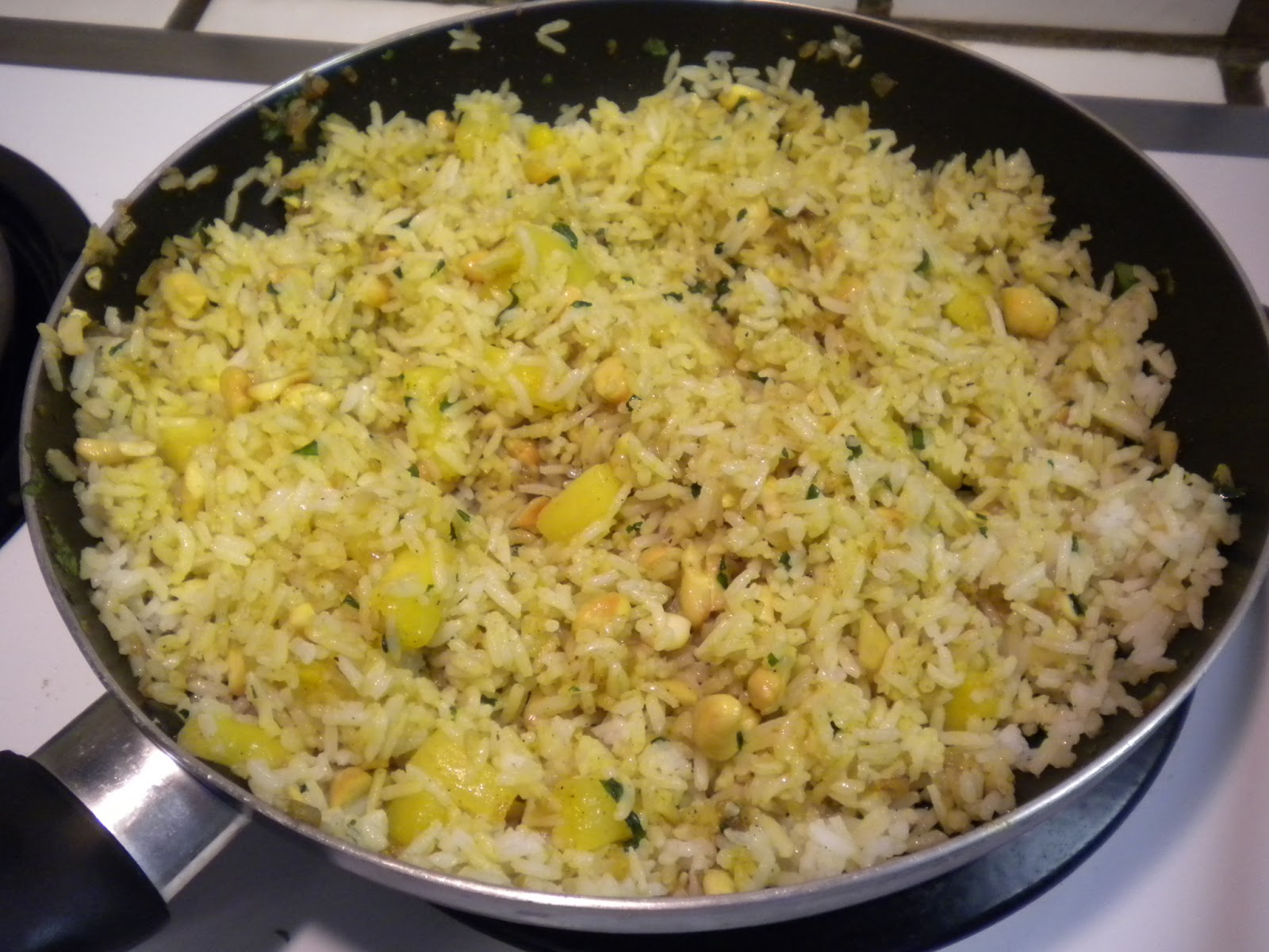 Pineapple Fried Rice Recipe — Dishmaps