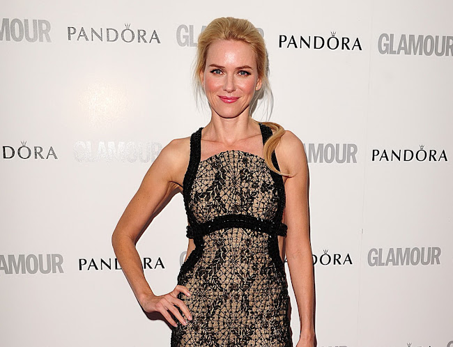 NAOMI WATTS red carpet at Glamour Women of the Year Awards in London 2012