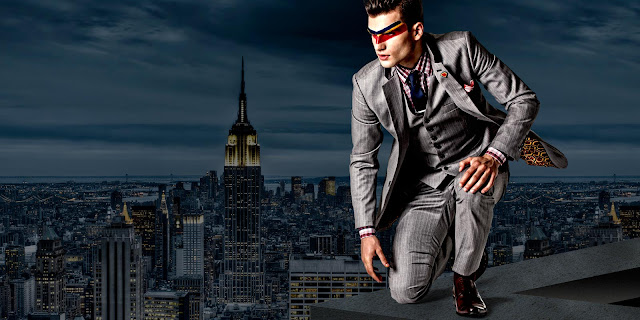 Indochino Superhero Collection 2012
