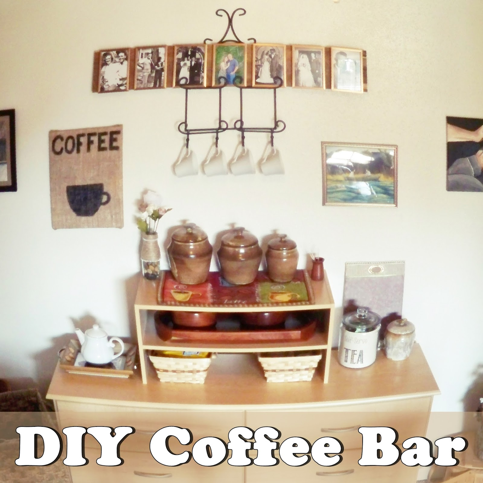 Let\'s Drink Coffee, Darling: Making Our Apartment Our Home: Coffee ...