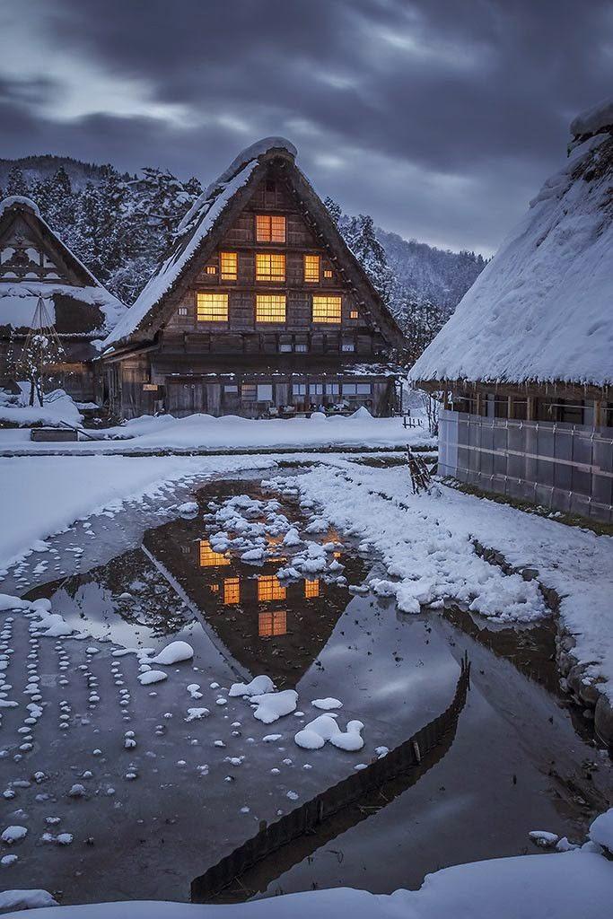 Shirakawa-go ~ Japanese Alps