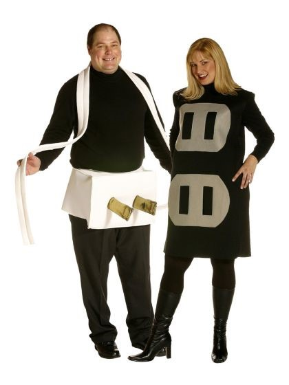 Five Halloween costumes and what they say about you. | WPHS Marketing