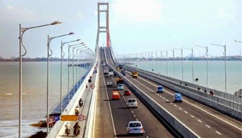 Jembatan Suramadu Sby