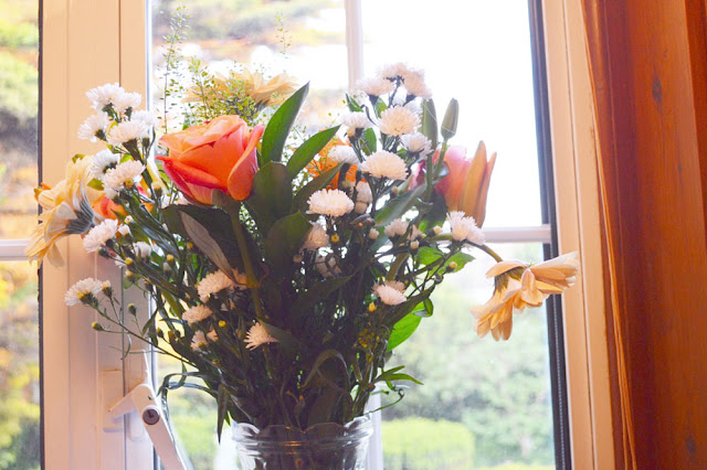 Flowers delivered by post UK