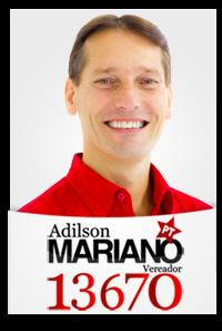 Quem é Adilson Mariano