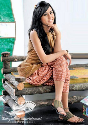 Bangladeshi Model and actress Mahbuba Islam Rakhi