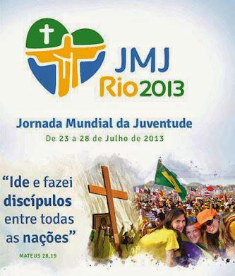JMJ - JORNADA MUNDIAL DA JUVENTUDE