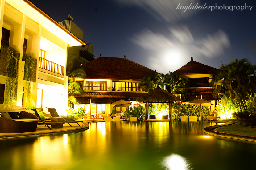 hotels in bali photo