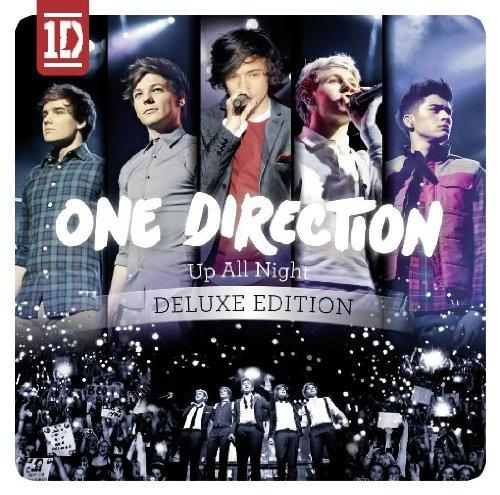 Capa One Direction – Up All Night: The Live Tour (2012) | músicas