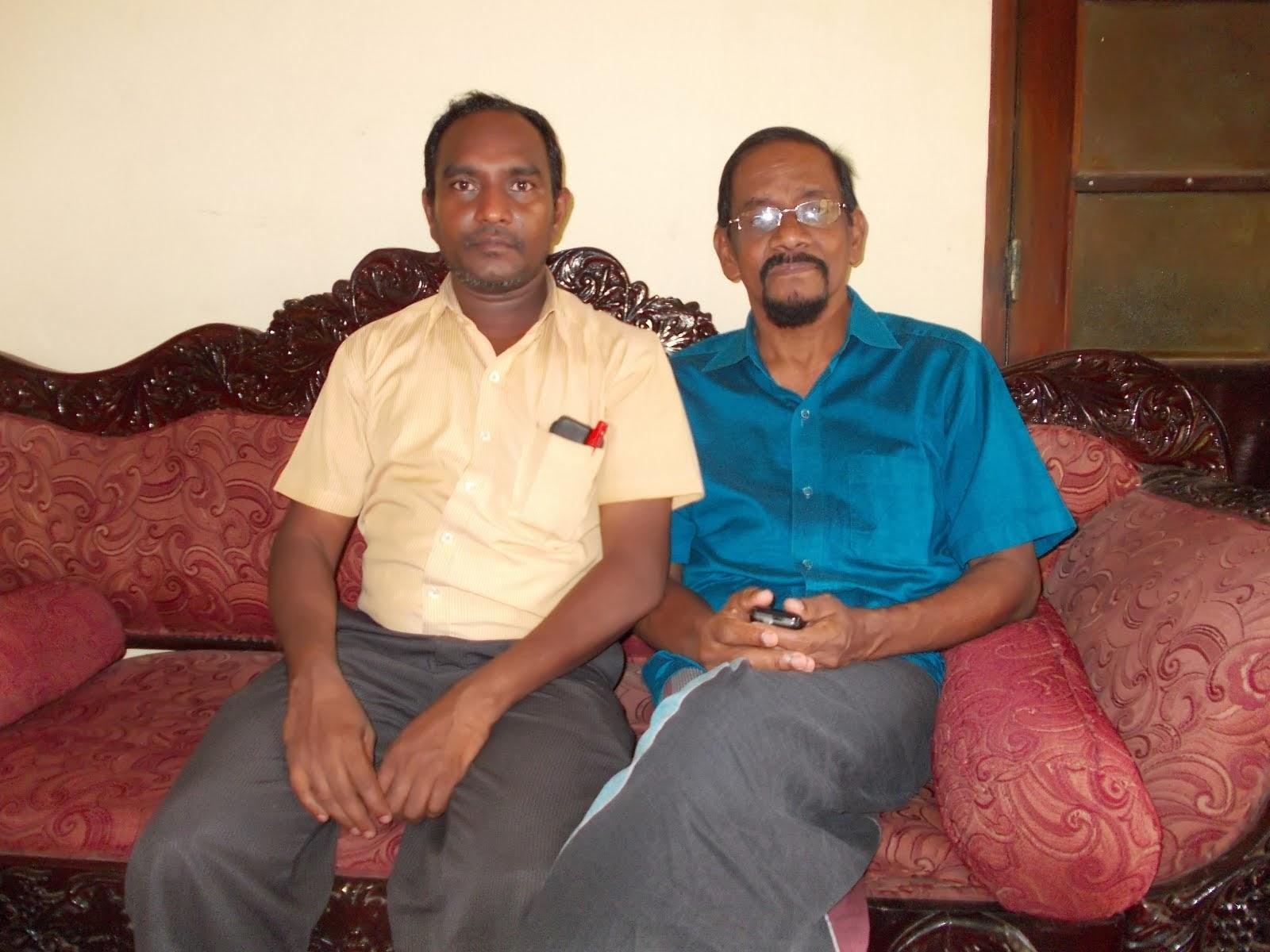 Dr. Jinnah Sheriffdeen & ME