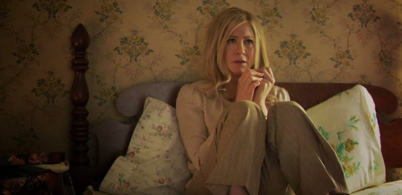 Jennifer Aniston é sequestrada no trailer da comédia Life of Crime, com Tim Robbins e Isla Fisher