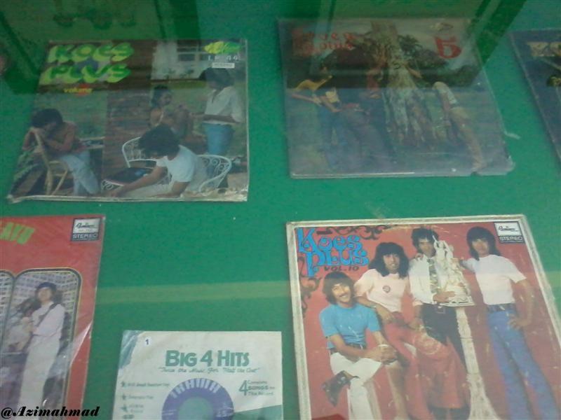 Koleksi Museum Kambang Putih - Museum Koes Bersaudara / Plus