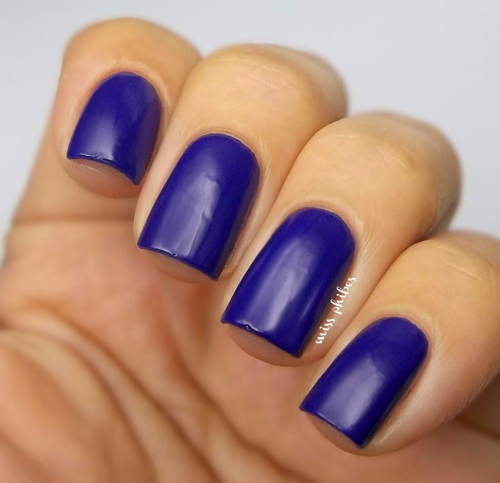 Esmalte Millanel Blue